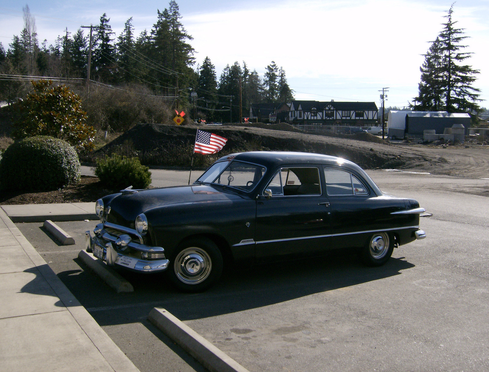 1951 ford 2 door sedan price reduced 6 800 the h a m b for 1951 ford 2 door sedan