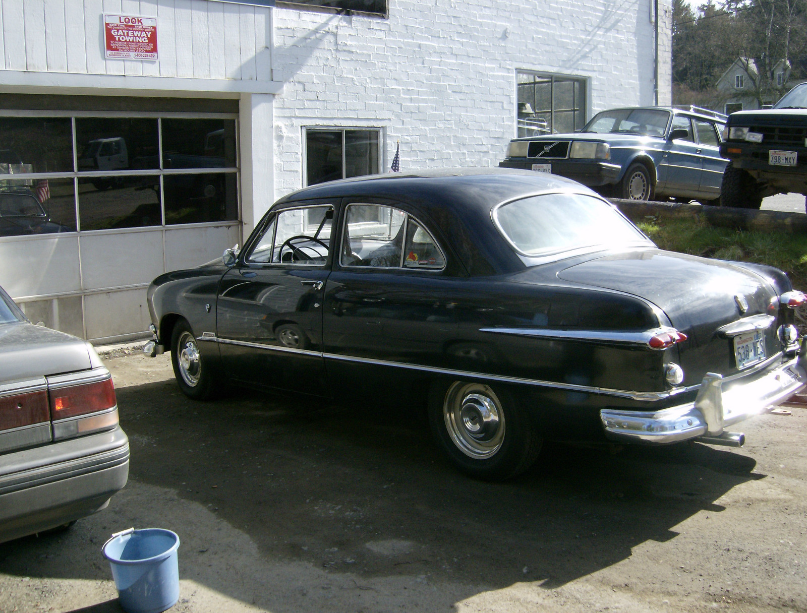 1951 ford 2 door sedan price reduced 6 800 the h a m b for 1951 ford 4 door sedan