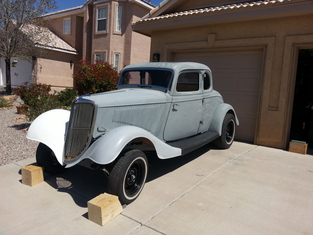 1934 ford 5 window coupe the h a m b for 1934 5 window coupe for sale