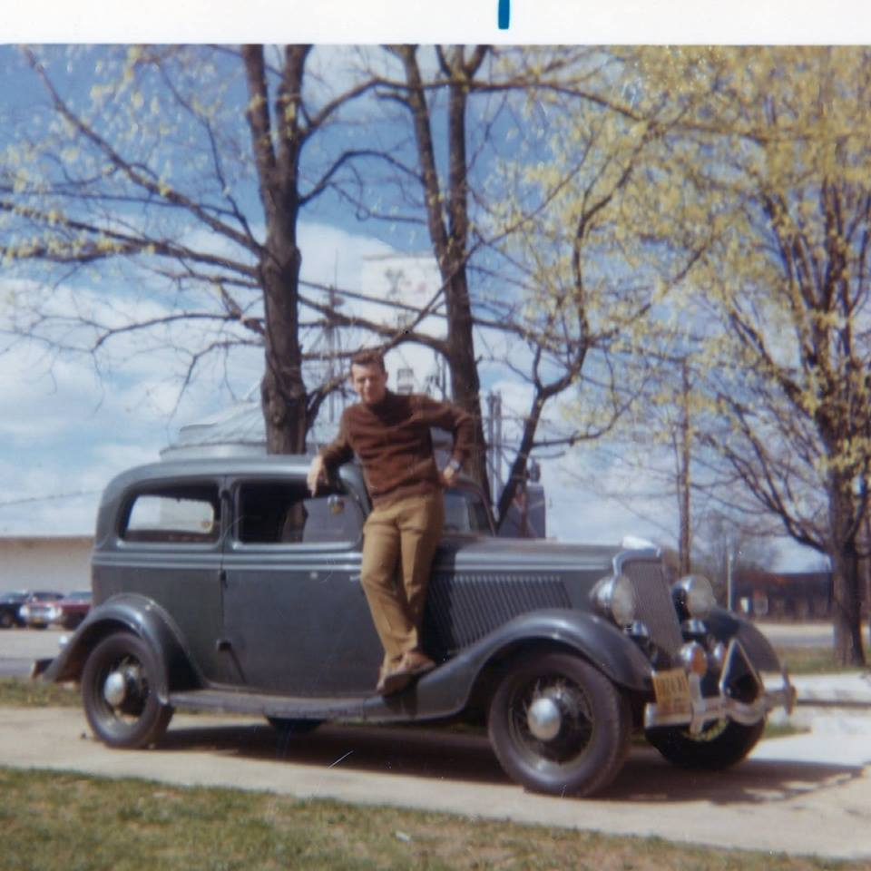 the day I briught my car home..Apr 71.jpg