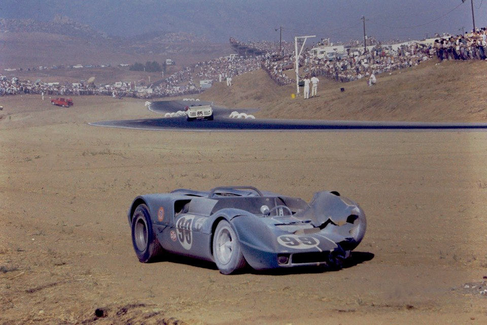 this car is a Hamill SR3 driven by Bob Johnson # 99 at Riverside in 1965.jpg