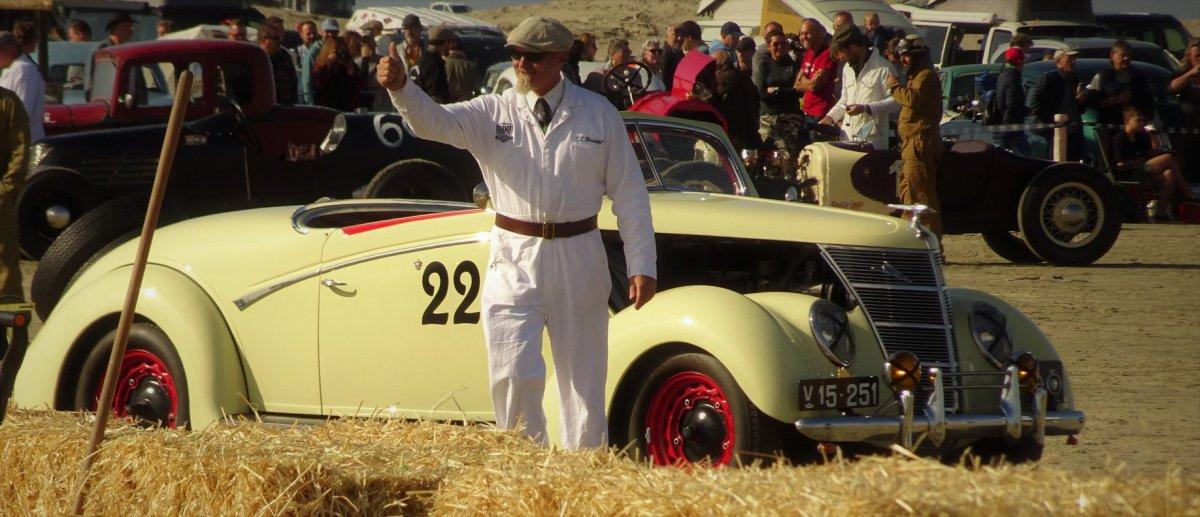 Thomas and 37 roadster at ROMO..jpg
