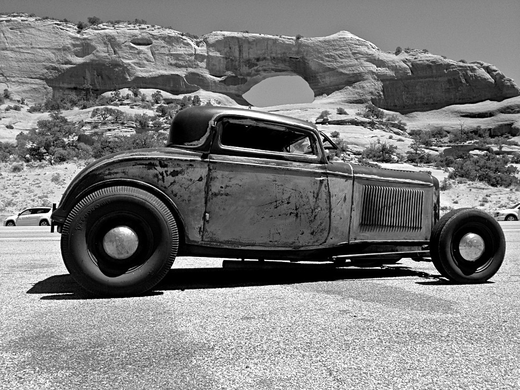 Ford rod hot