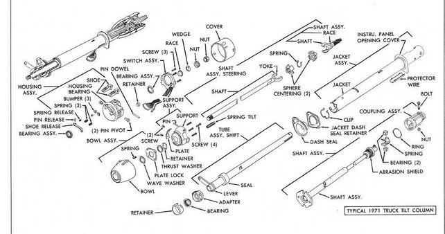 1967 chevy c10 wiring diagram