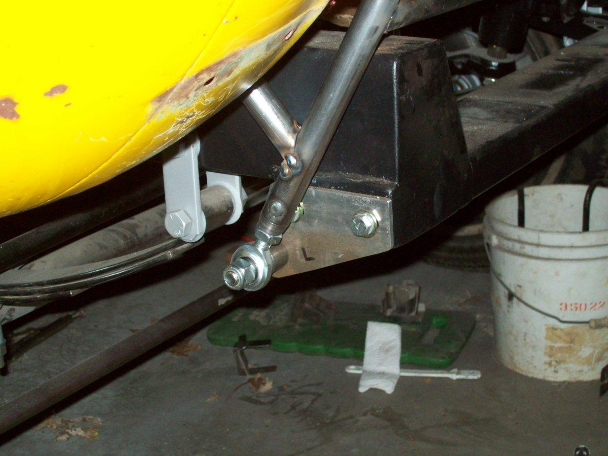 Technical - How do you build a tilt front end mechanism
