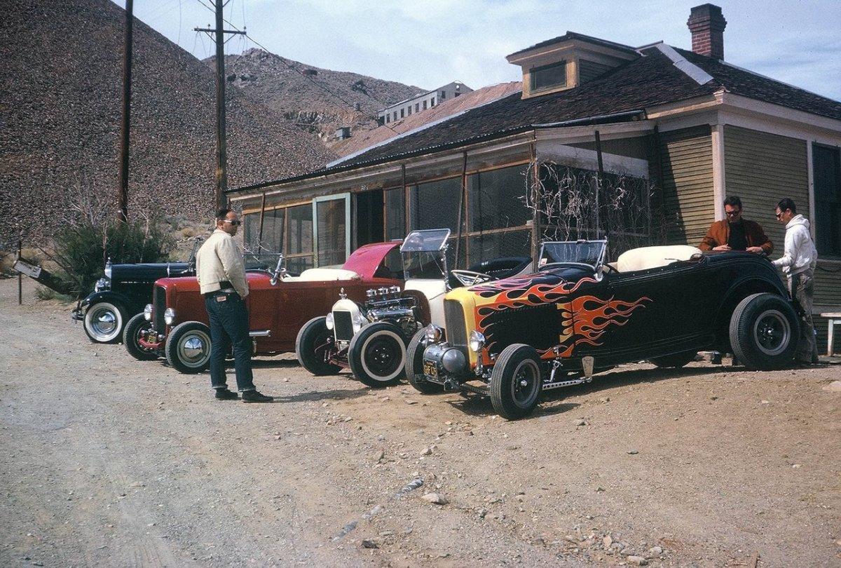Tom Booth '30 Model A Roadster (LA Roadsters Group).jpg