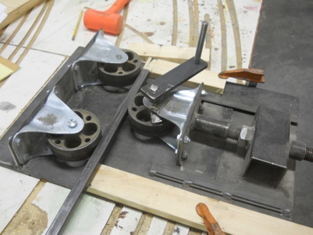 build a tubing bender
