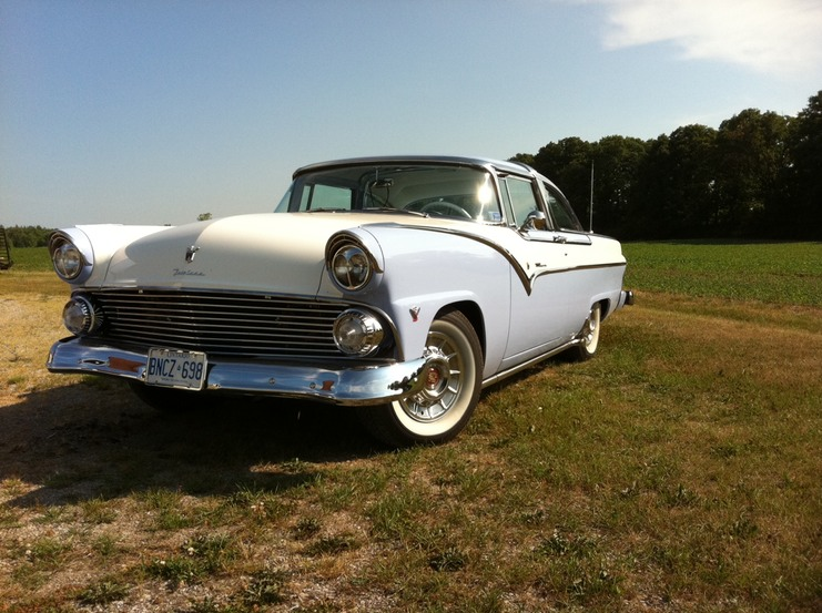 Technical - Custom Gurus- Grille swaps for 55 Fords | The