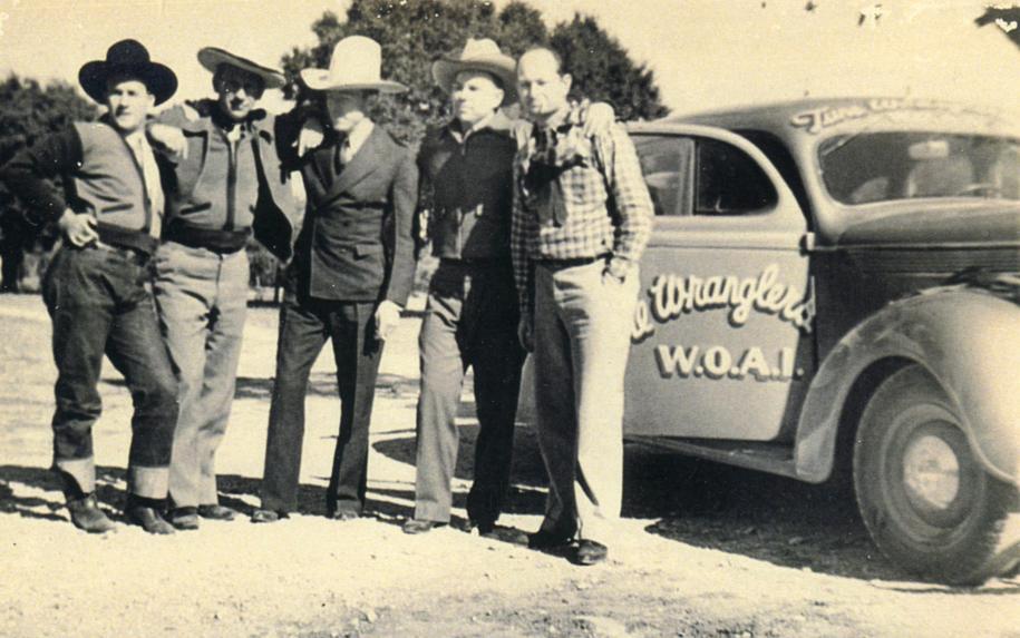Tune Wranglers circa 1937.jpg