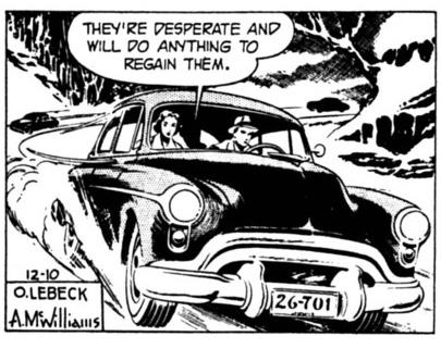 1950 s hot rod ic art page 97 the h a m b 1951 Chevy Coupe twin earths d02 38 1