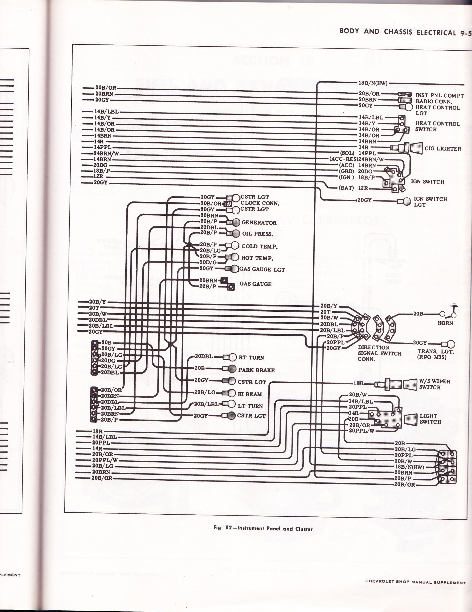 1964 impala fuse box diagram 1964 diy wiring diagrams 1964 impala tail lights lamps blowing fuse the h a m b