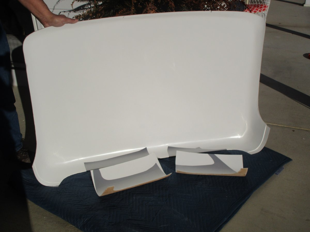 6 Door Ford Truck >> FIBERGLASS REPLACEMENT HEADLINERS '61/'66 FORD F100 PICKUPS | The H.A.M.B.
