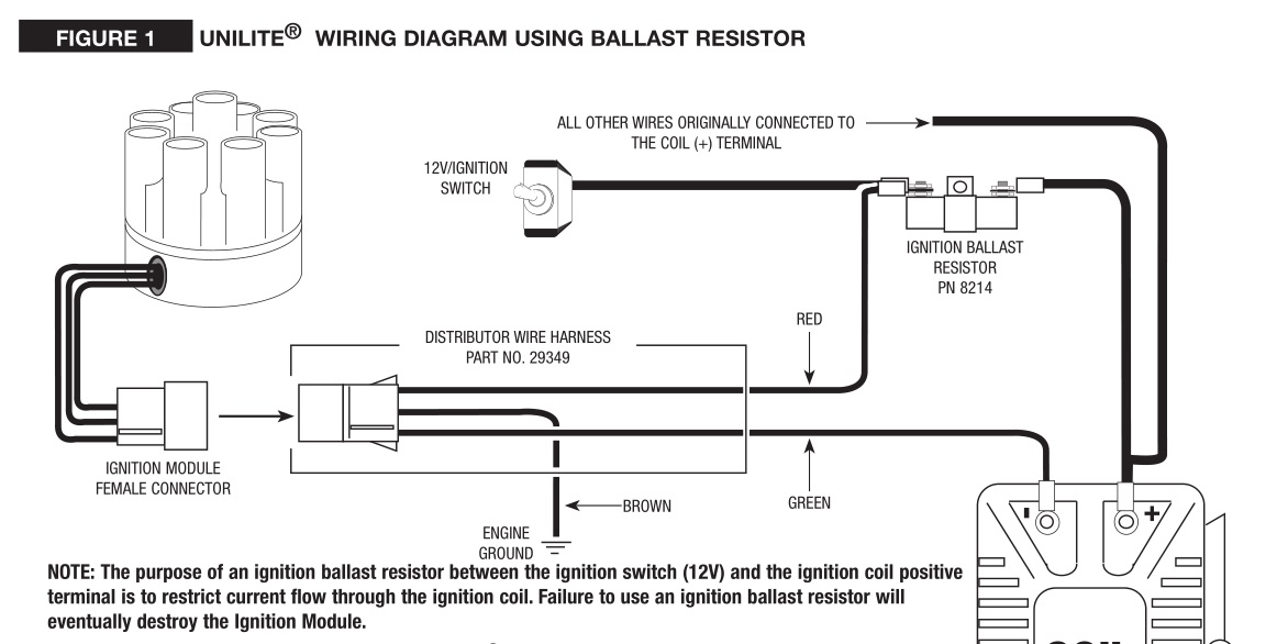 Mallory Unilite Wiring Diagram from www.jalopyjournal.com
