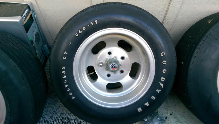 Goodyear Tires For Sale >> US Indy Slot Mags & Goodyear Polyglas GT Tires off the Mother Lode F-100   The H.A.M.B.