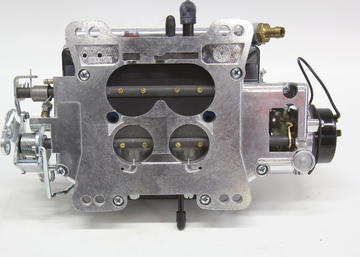 Technical - New Carb  Manual says DONT adjust  but idles to