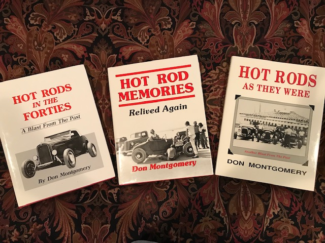 don montgomery hot rod books