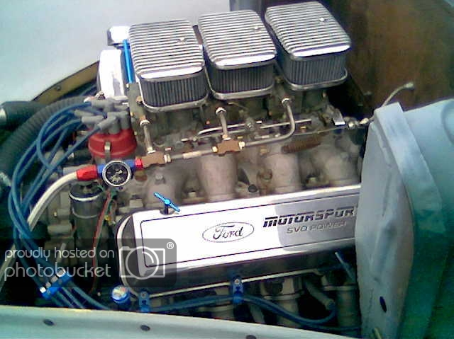 Any 3x2 Ford Big Block intakes out there??? | The H A M B