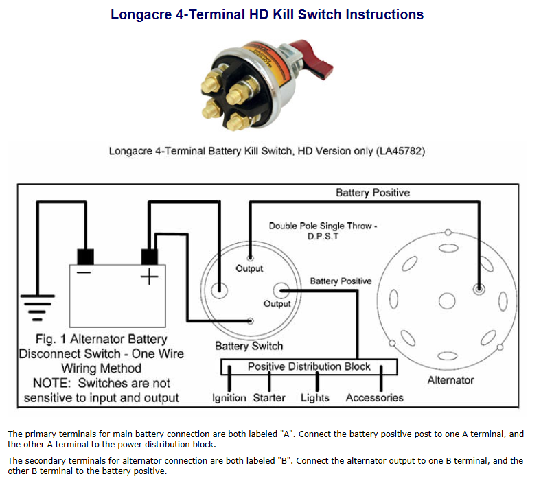 Swell Battery Kill Switch Wiring Diagram Trailer Wiring Diagram Wiring 101 Tzicihahutechinfo
