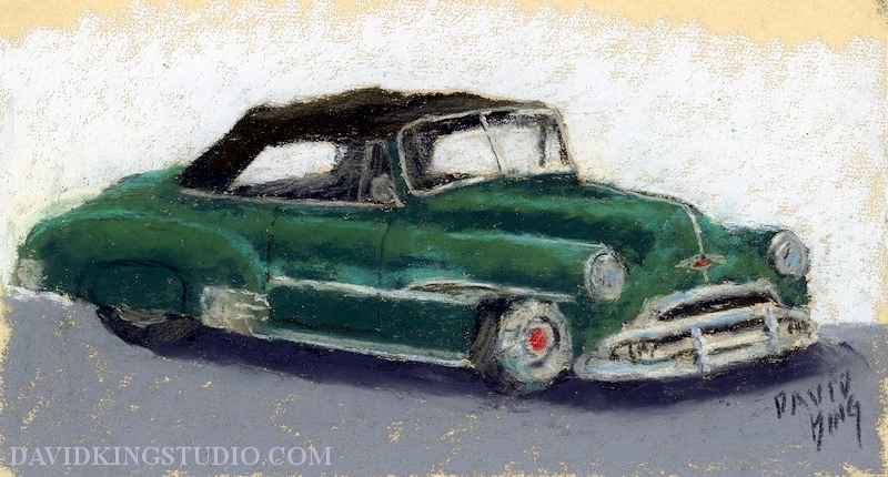 vintage chevy convertible sketch.jpg