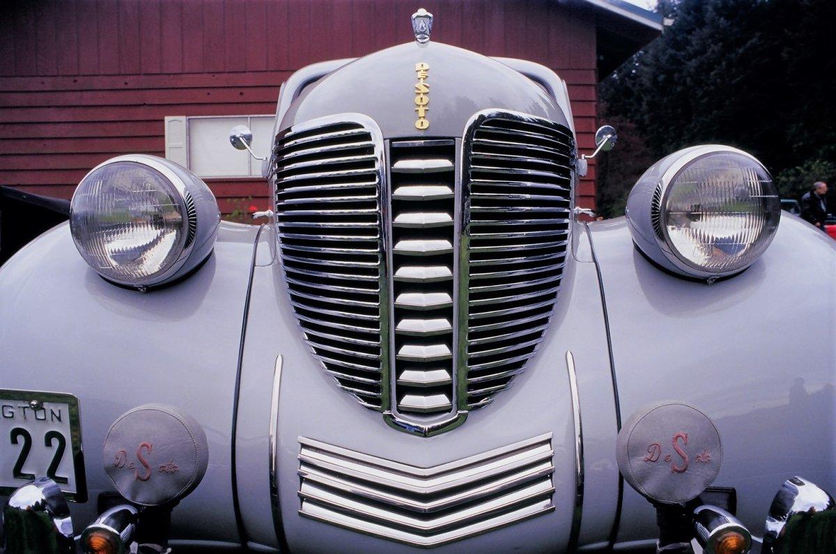vintage DeSoto grille and headlights.jpg