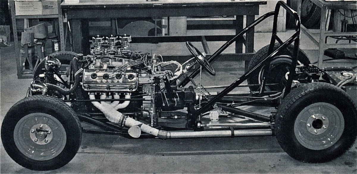 Vintage race ready chassis - 1994.jpg