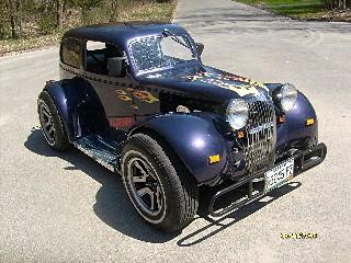 Chevy Dwarf Car Street Legal The H A M B