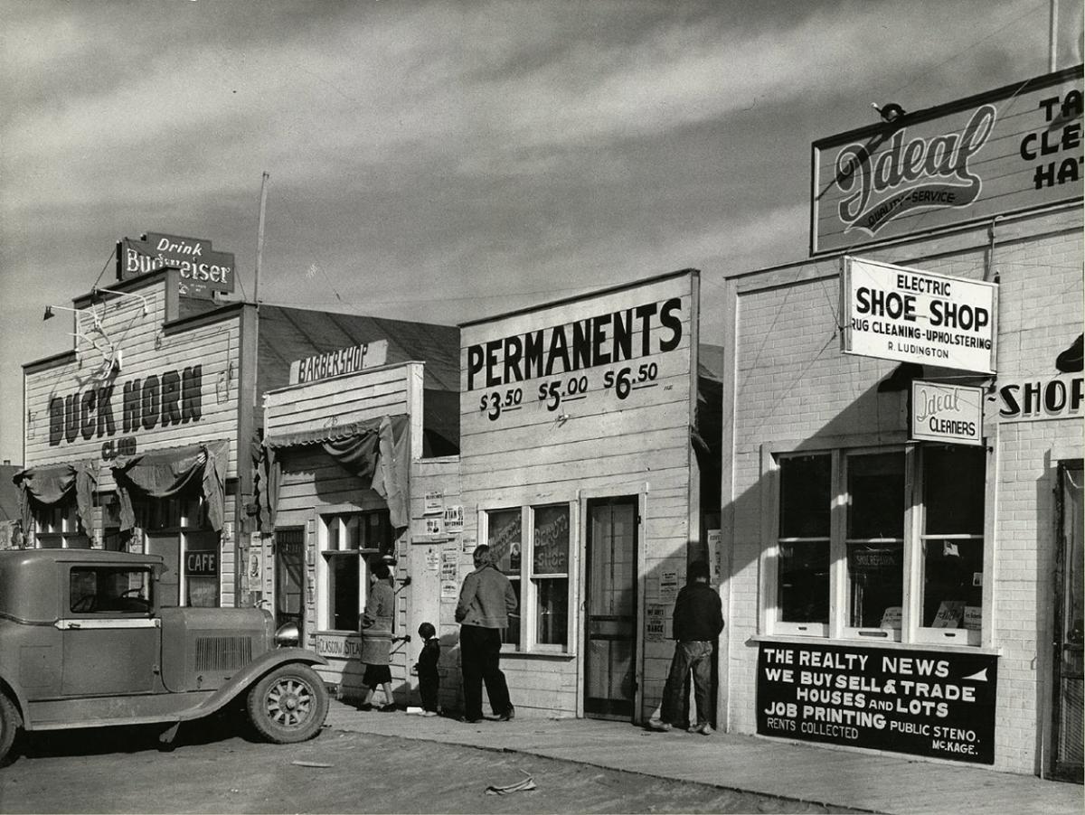 Wheeler, Montana, 1936. Margaret Bourke-White .png