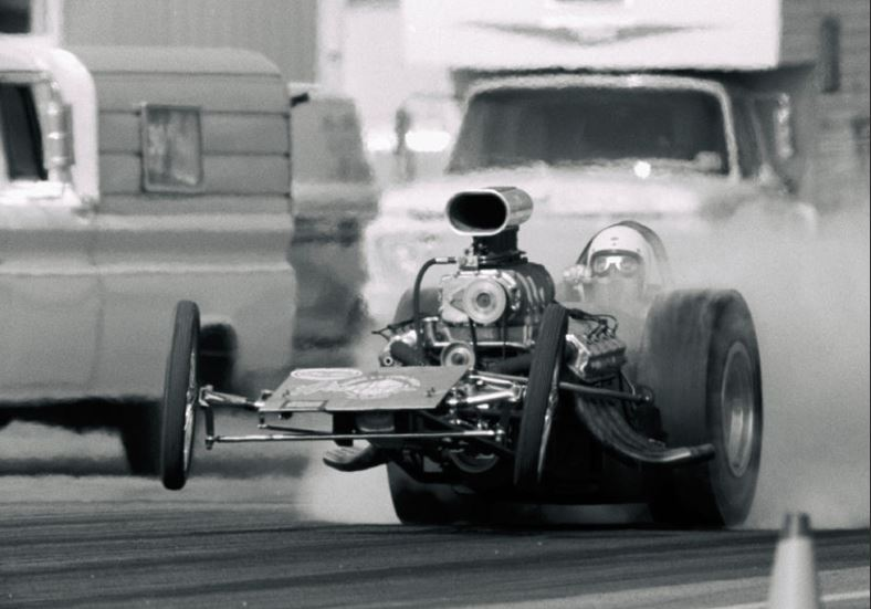 Wheels up Masters and Richer Dragster.JPG