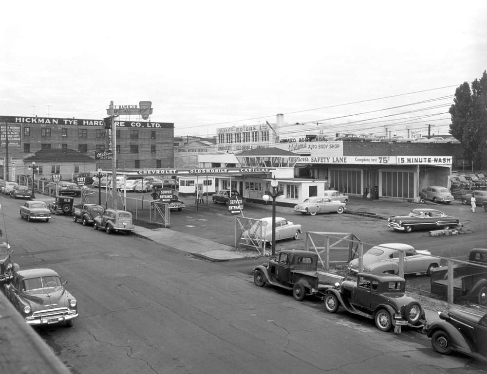 Wilson Motors back lot.jpg