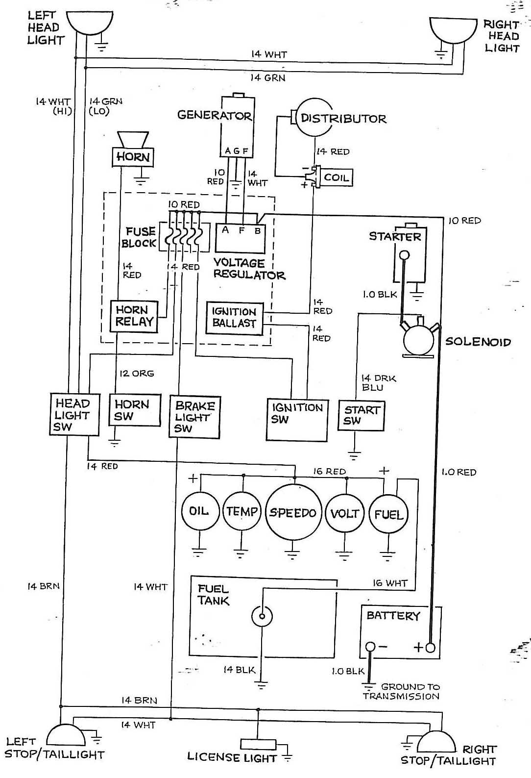 Farmall Super C Wiring Diagram From 6v To 12v Sailboat Wiring Fuse Box