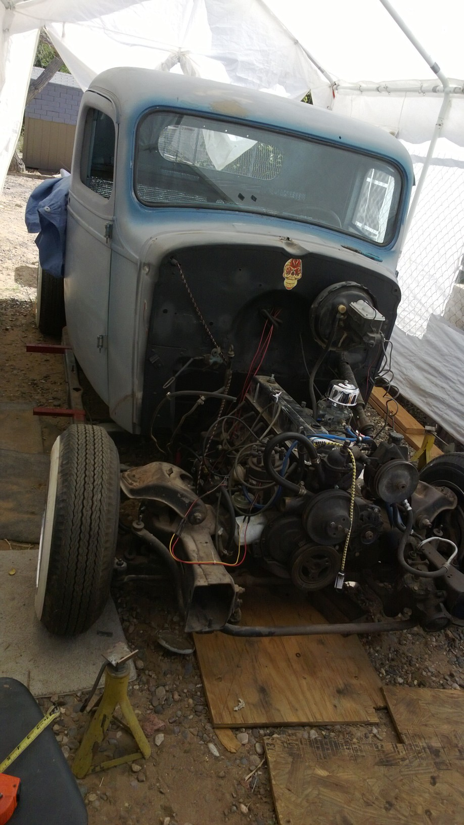 1937 Chevy Truck 8 000 Or Trade The H A M B