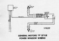 5 prong power window switches, how do i wire them in? the h a m b car power window wiring diagram at Gm Window Switch Wiring Diagram
