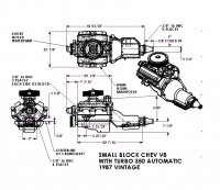 Small block chev V8 engine dimensions   The H.A.M.B.