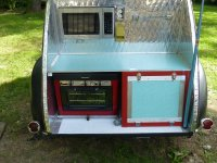 Kit Style Teardrop Trailer A C Camper Tear Drop Delivery Available