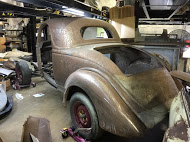 1936 ford 3 window coupe project the h a m b for 1936 ford 3 window coupe project for sale