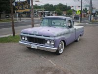 Projects - F100 daily driver: kustom mods :) | The H A M B