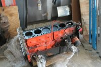 2) chevy inline 6 short blocks and cylinder head (194/250) OHIO