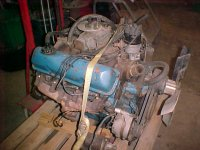 Ford FE 359 380 390 391 truck engine for sale   The H A M B