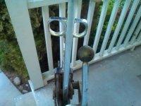 Vintage Mr Gasket V Gate Inline Shifter Perfect For Your