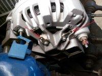 Mopar Alternator Wiring - Wiring Diagram Verified on