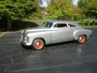 Technical 50 chevy car rear end swap the hamb 49chevy 004 publicscrutiny Image collections