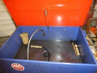 30 gal Mac Tools parts washer $150 | The H A M B