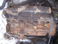 Chevy 235 Engines 1953 1960 Parts Core Rebuild The H A M B