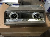 1960 S       Chevrolet    Cool Pack    Air       Conditioning    Unit  Untested