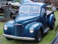 Hot Rods - 1948 International 1-ton vin Serial number