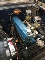 Technical - Chevy 235 backfiring on loaded deceleration