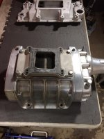 4-71 Blower with SBC Weiand 7135 (Rare) Intake | The H A M B