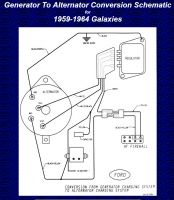 Customs - Wiring up a new alternator | The H.A.M.B. | Drive Works Alternator Wire Diagram 1 |  | The Jalopy Journal