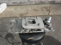 NEW HOLLEY STREET DOMINATOR INTAKE CHEVY BIG BLOCK | The