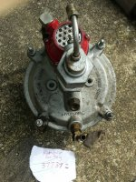 Hydrovac, remote brake booster removed from my 41 Oldsmobile